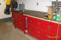 work benches... from scratch - Page 10 - The Garage Journal Board