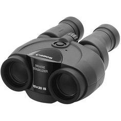 Canon 10x30 IS  Ultra-Compact Binoculars (Black) - http://www.binocularscopeoptics.com/canon-10x30-is-ultra-compact-binoculars-black/