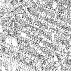Highly Detailed Coloring Book For Adults Features Famous World Cities | Bored Panda
