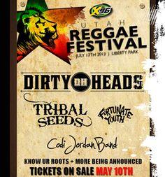 Utah Reggae Festival