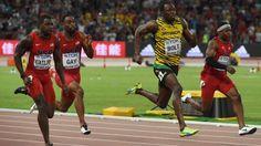 Bolt opnieuw wereldkampioen 100 meter   NOS