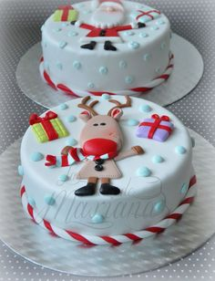 Image result for tortas navideñas