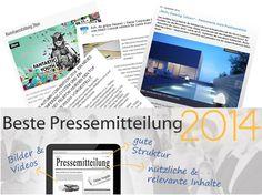 Die ein oder andere Nominierung ist schon bei uns eingegangen. Reichen Sie Ihre Online-#Pressemitteilung jetzt auch in den #Wettbewerb unter http://pr.pr-gateway.de/online-pr/beste-pressemitteilung/ ein. Die Konkurrenz schläft nicht ;-) #PR