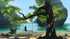 Beach by ani-r