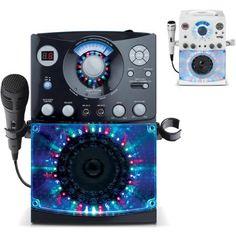 Singing Machine SML385 CDG Karaoke System with Disco Lights - Walmart.com
