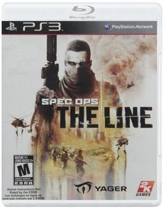 Spec Ops: The Line (Playstation 3)