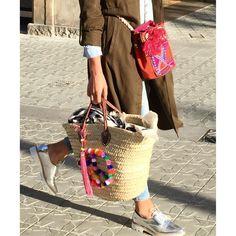 Moroccan Basket Peace