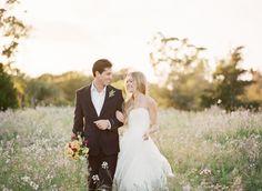 Couple Portraits, Summer, elegant, wedding
