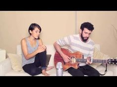 I Knew This Would Be Love - Kina Grannis & Imaginary Future - YouTube