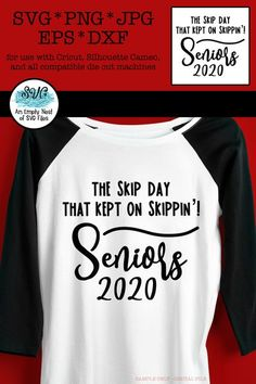Graduation should be memorable and fun, even in quarantine! This funny, Senior Saying SVG File is the perfect embellishment for those DIY Shirts and Graduation Gifts! #senior2020 #graduation2020 #seniorshirt2020 #vinylsayingssenior2020 #svg #svgfiles #svgfilesforcricut #silhouettecameo #cricut #cricutmade #cricutprojects #vinylprojects #emptynestofsvgfiles Vinyl Crafts, Vinyl Projects, Best Qoutes, Senior Shirts, Die Cut Machines, Senior Quotes, Vinyl Quotes, Svg Files For Cricut, Diy Shirt