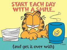 Garfield :)
