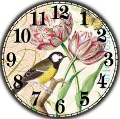 Clock Face Printable, Clock Template, Diy Clock, Clock Wall, Cardboard Furniture, Scrapbook Embellishments, Decoupage Paper, Background Vintage, Miniature Fairy Gardens