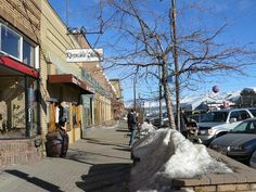 Downtown Commercial Row in Truckee, California Truckee California, Donner Lake, Redwood Forest, Central Valley, Sierra Nevada, Home And Away, Lake Tahoe, Capital City, Luxury Real Estate