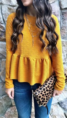Easy Thanksgiving Outfit Idea, You can collect images you discovered organize them, add your own ideas to your collections and share with other people. Spring Outfits For School, Fall Winter Outfits, Outfits For Teens, Autumn Winter Fashion, Casual Outfits, Cute Outfits, Fashion Outfits, Spring School, School Outfits