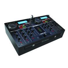 Numark CD Mix USB Dual CD/USB DJ System   Maplin
