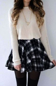 Every girl is looking for cute outfits for school this fall. Teens pre-teens and tweens alike want to look their best for the new school year. From cute dresses to cool jeans outfits to adorable skirts our kids want to keep up with the fashion for back to school.