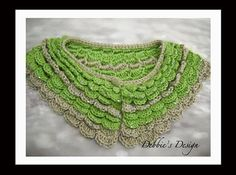 Collar18 FREE SHIPPING Collar Handmade Beaded by DebbiesDesign, $35.00