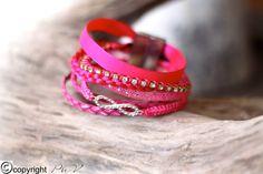bracelet boho bohemian par lesfantaisiesdeNinaC sur Etsy