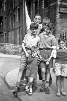 50s children pictures | Britain is no country for old men: Britain is a country where young ...