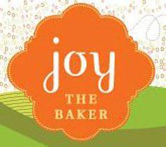Joy the Baker blog (index of recipes)