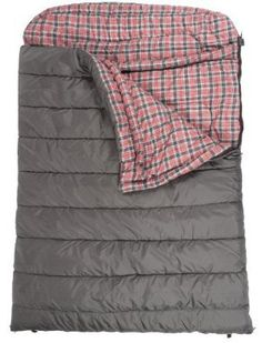 Mammoth Queen Size Flannel Lined Sleeping Bag