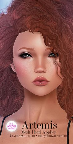 -Glam Affair- Artemis - Theshops Head APPLIERS | Flickr - Photo Sharing!