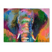 Found it at Wayfair - 'Elephant 2' by Richard Wallich Canvas Art