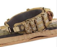 High Speed Gear SUREGRIP PADDED BELT (:Tap The LINK NOW:) We provide the best essential unique equipment and gear for active duty American patriotic military branches, well strategic selected.We love tactical American gear Edc, Tactical Survival, Survival Gear, War Belt, Bug Out Gear, Battle Belt, Tactical Belt, Tactical Clothing, Airsoft Gear