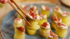 Light Labor Day Appetizers, From Greek Feta Dip to Zucchini Nachos Pickle SushiDelish Sushi Recipes, Appetizer Recipes, Low Carb Recipes, Cooking Recipes, Cooking Ideas, Party Appetizers, Recipies, Cold Appetizers, Thanksgiving Appetizers