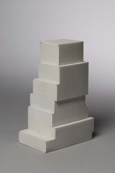 stacking single structure: plaster, mesh
