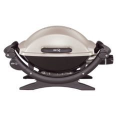 Weber elektrisk grill. Ca 1800kr