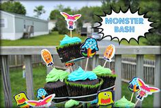 Monster Party from Kate's Kitchen