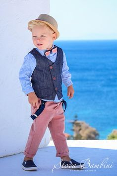 STOVA BAMBINI SPRING/SUMMER COLLECTION 2018 ΒΑΠΤΙΣΤΙΚΟ ΡΟΥΧΟ Christening, Spring Summer, Overalls, Hipster, Pants, Style, Fashion, Trouser Pants, Swag