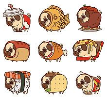 Puglie Food 1 by Puglie Pug More