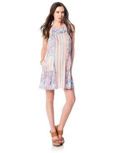 bcbg-max-azria-printed-maternity-dress  #maternitydress #mommyfashion #fashion #dress #maternityfashion