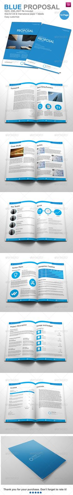 Business Proposal Template Proposals, Invoice template and - best proposal templates
