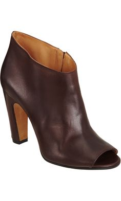 Maison Martin Margiela Line 22 Side Zip Ankle Boot  I have these in black and love them.  Might need brown too?