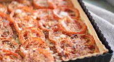 Variation autour de la tarte à la tomate : nos meilleures recettes pour un dîner…