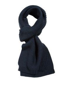 €15, Dunkelblauer Schal von Jack