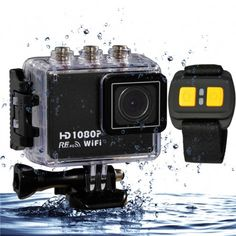 Action Camera Sport DVR AT200 WiFi ,All colours available
