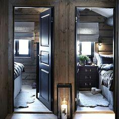 Interior exterior, best interior, cabins and cottages, cabin design, winter Chalet Interior, Best Interior, Interior Design Living Room, Interior Doors, Villa Design, Cabin Design, House Design, Cabin Homes, Log Homes