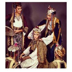 Serbian traditional dress from Prizren , Metohija (Southern Serbia ) *KUD Svetozar Markovic