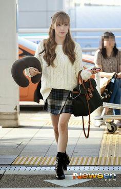Taetiseo's fashion airport