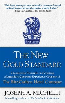The New Gold Standard : 5 Leadership Principles for Creating a Legendary Customer Experience by Joseph Michelli. Get this eBook on #Kobo: http://www.kobobooks.com/ebook/The-New-Gold-Standard-Leadership-Principles/book-gBWpqLKb-kmu2QDKIEoqnQ/page1.html