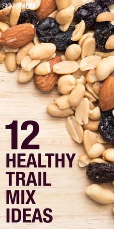 Healthier trail mix recipes you'll love!