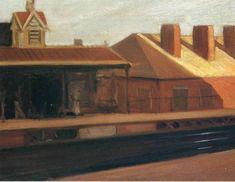 Room in Brooklyn - Edward Hopper - WikiArt.org
