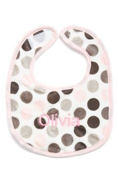 Pinterest the worlds catalog of ideas bibz n thingz personalized bib baby girls available at nordstrom negle Choice Image