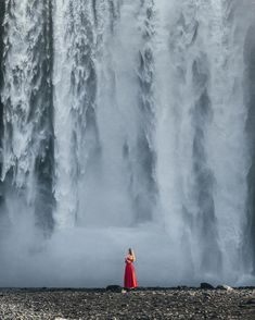 There are waterfalls in Iceland, but it might take a while visiting them all 😁 How many have you managed to see? Iceland Waterfalls, Tours, Island, Artwork, Painting, Work Of Art, Auguste Rodin Artwork, Painting Art, Islands