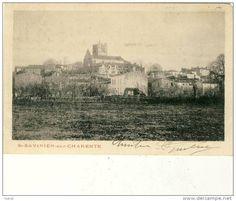 Saint Savinien-Vue Générale-