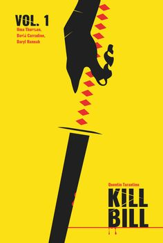 Kill Bill - fan poster